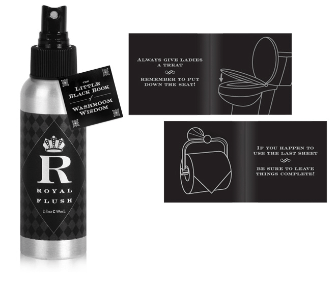 Royal Flush Packaging
