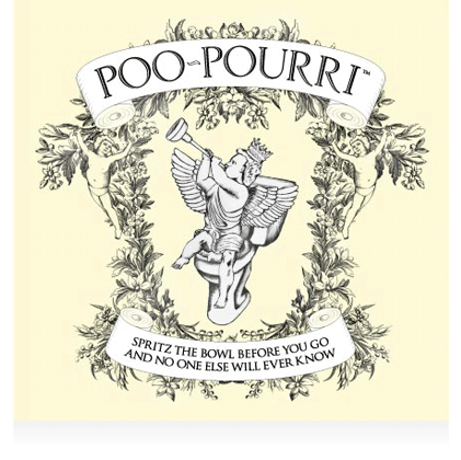 Poo~Pourri Packaging
